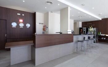 Bild vom Hotel Olympia Universidades in Valencia