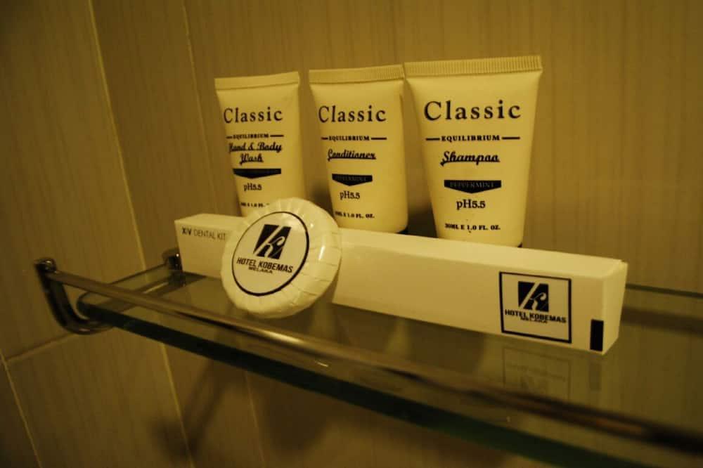 Phòng Suite Junior - Tiện nghi phòng tắm