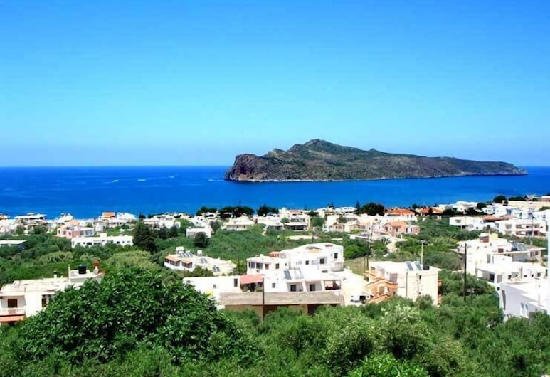 Aestas Apts, Chania, View from property
