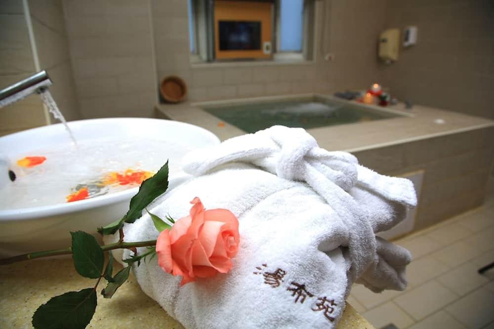 御夢想歐式套房 - 浴室