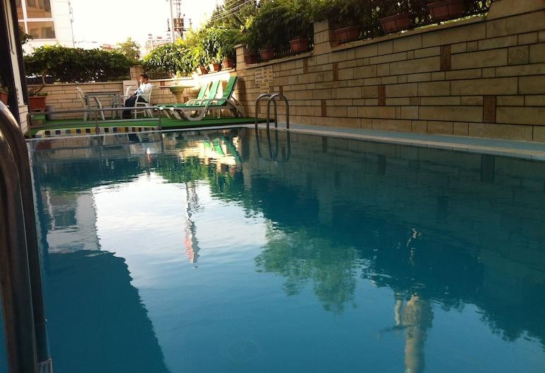 그랜드 산자크 호텔, 안탈리아, 야외 수영장