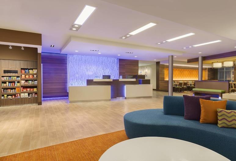 Fairfield Inn & Suites Pittsburgh Airport/Robinson Township, Pittsburgh, Lobi