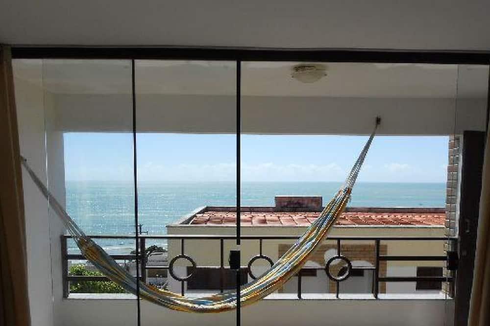 Căn hộ, Bếp (Vista Fabulosa Frente Mar) - Ban công