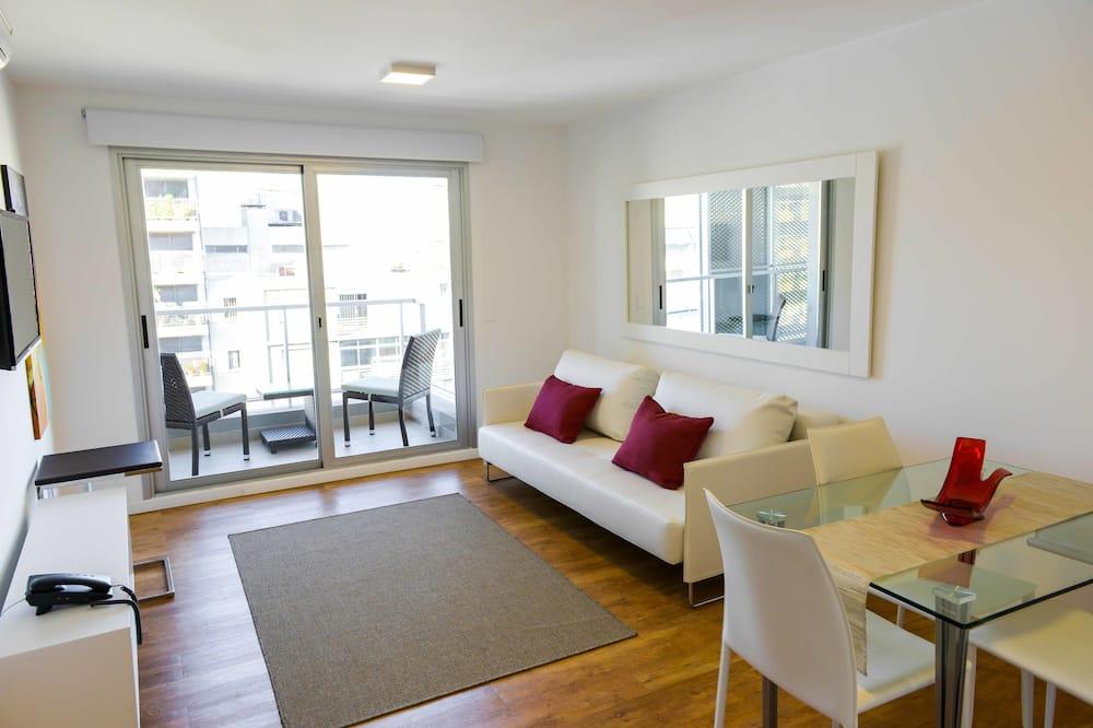 Apartamento estándar, 1 habitación, cocina - Zona de estar