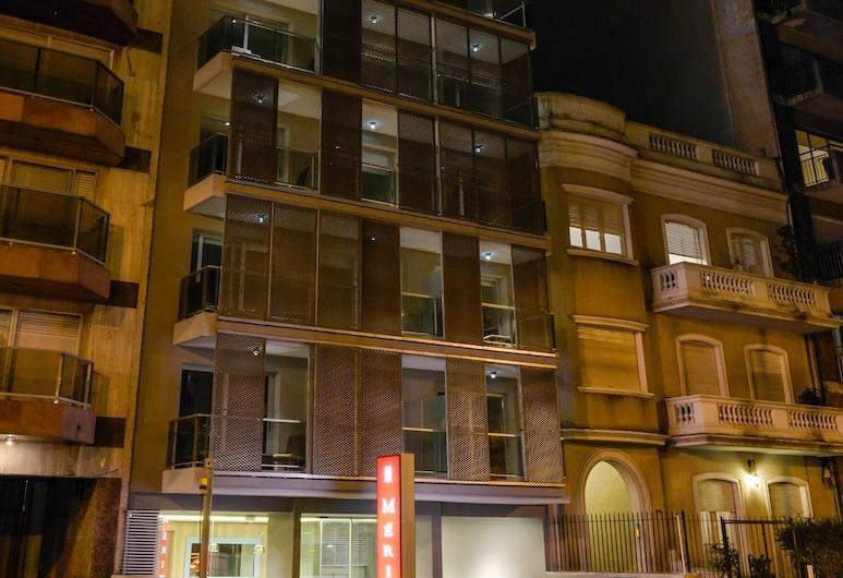 1.4 메리트 몬테비데오 아파트 & 스위트, 몬테비데오, 숙박 시설 정면
