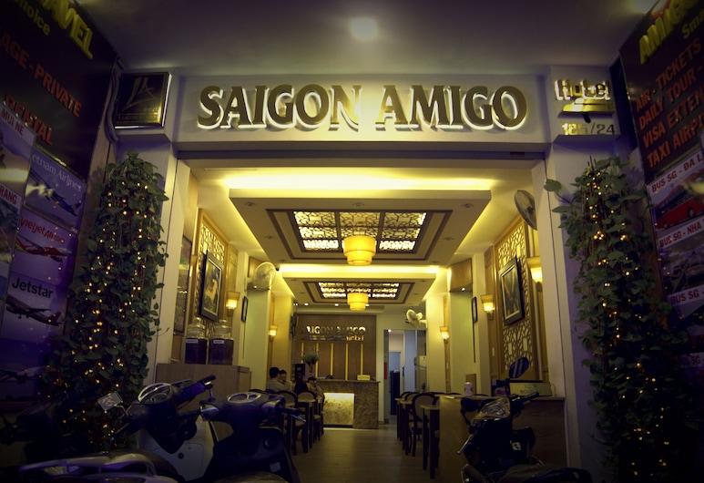 サイゴン アミーゴ ホテル, ホーチミン