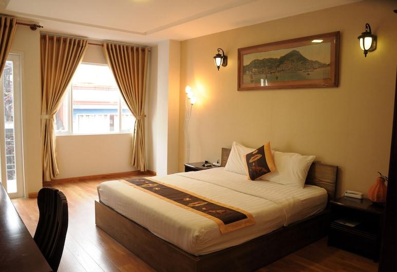 サイゴン アミーゴ ホテル, ホーチミン, ファミリー ルーム バルコニー, 部屋