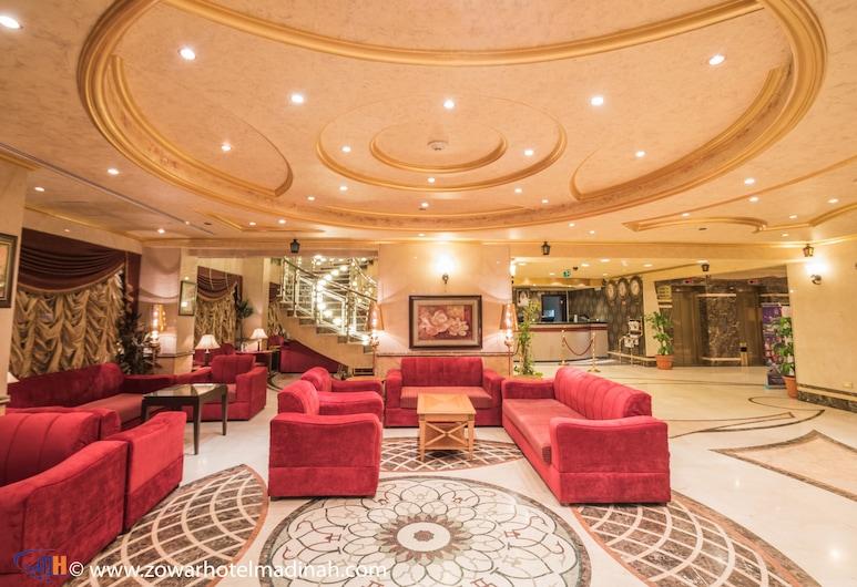 Al Mokhtara International Hotel, Medina, Reception