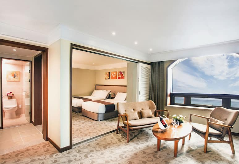 STAZ HOTEL JEJU ROBERO, Jeju City, Presidential Suite, Guest Room