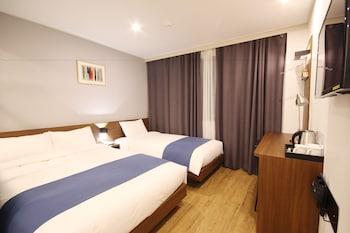 부산의 인디 호텔 사진