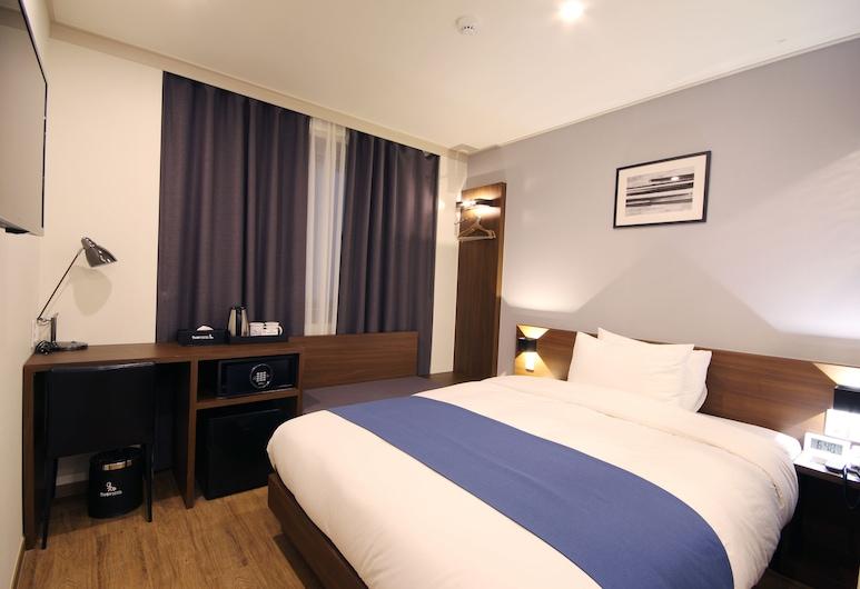印地酒店旅館, 釜山, 單人房, 客房
