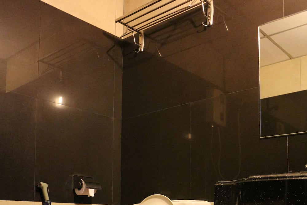 Standaard Twin kamer - Badkamer