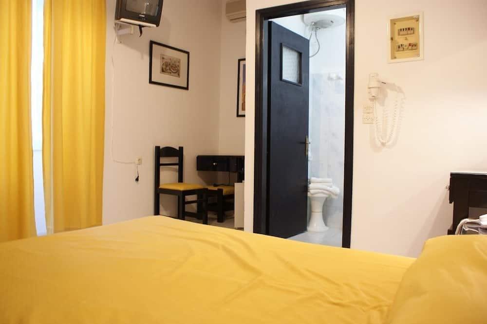 Двухместный номер с 1 двуспальной кроватью - Номер