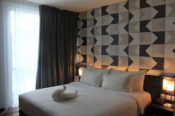 A(z) Luminor Hotel Jemursari hotel fényképe itt: Surabaya