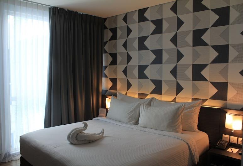 루미노르 호텔 제무르사리, 수라바야, 이그제큐티브룸, 객실 전망