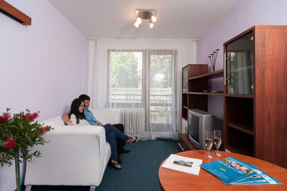 Studio Superior, 2 kamar tidur, balkon - Area Keluarga