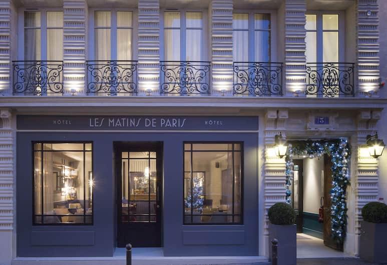 Hotel Les Matins de Paris, Paris, Hotel Entrance