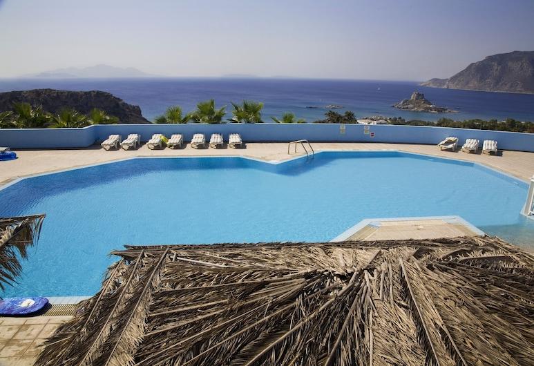 Pantheon Hotel, Kos, Venkovní bazén