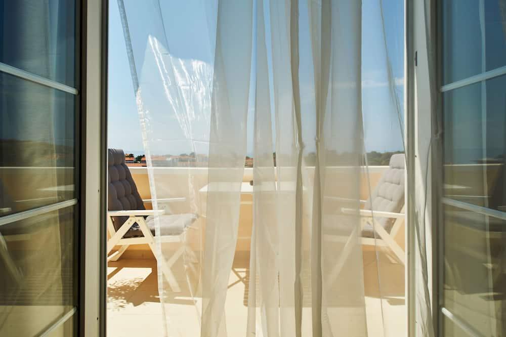 舒適雙人房, 露台, 海景 - 陽台