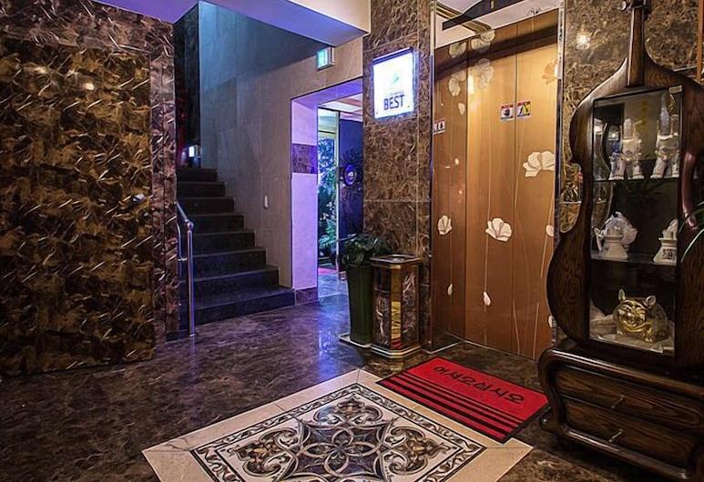 Palace Motel, Incheon, Lobby