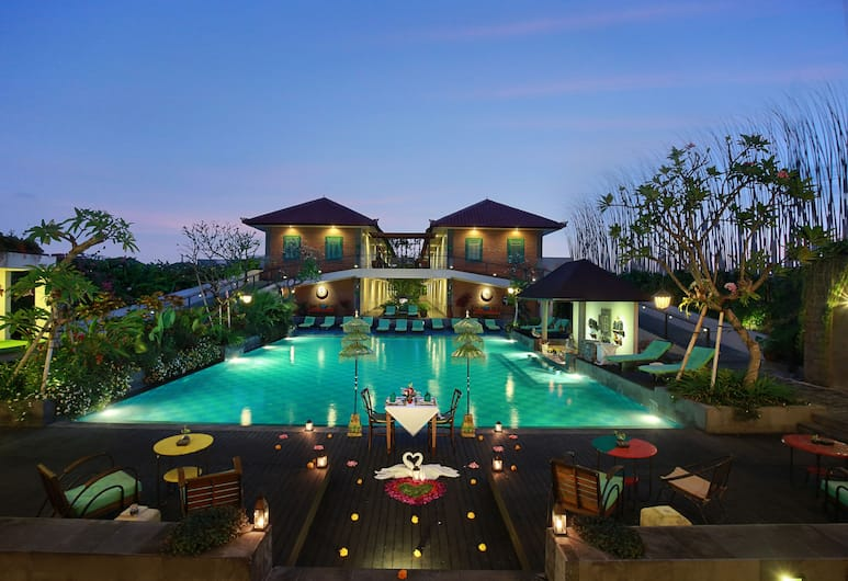 Maison At C Boutique Hotel and Spa Seminyak, Seminyak, Spisning for par