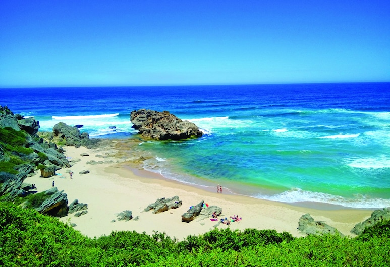 Brenton Haven Beachfront Resort, Knysna, Beach