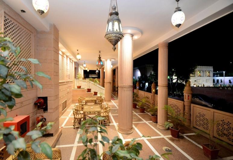Crimson Park - The Heritage, Jaipur, Lobby Sitting Area