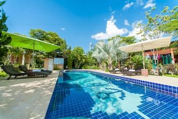 Pai bölgesindeki Baan Chokdee Pai Resort resmi