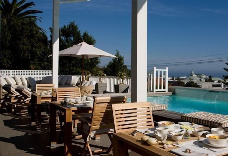 Sea Five Boutique Hotel, Cape Town, Outdoor Dining