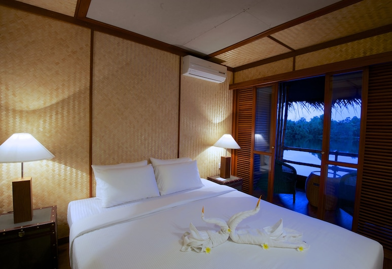 Yathra Houseboat by Jetwing, Μπεντότα, Μικρό Σπίτι, 1 Διπλό Κρεβάτι, Δωμάτιο