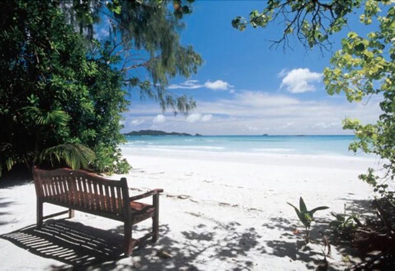 萊斯別墅朵兒飯店, 普拉斯林島, 住宿範圍