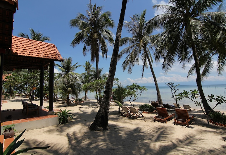 Peppercorn Beach, Phu Quoc, Pantai