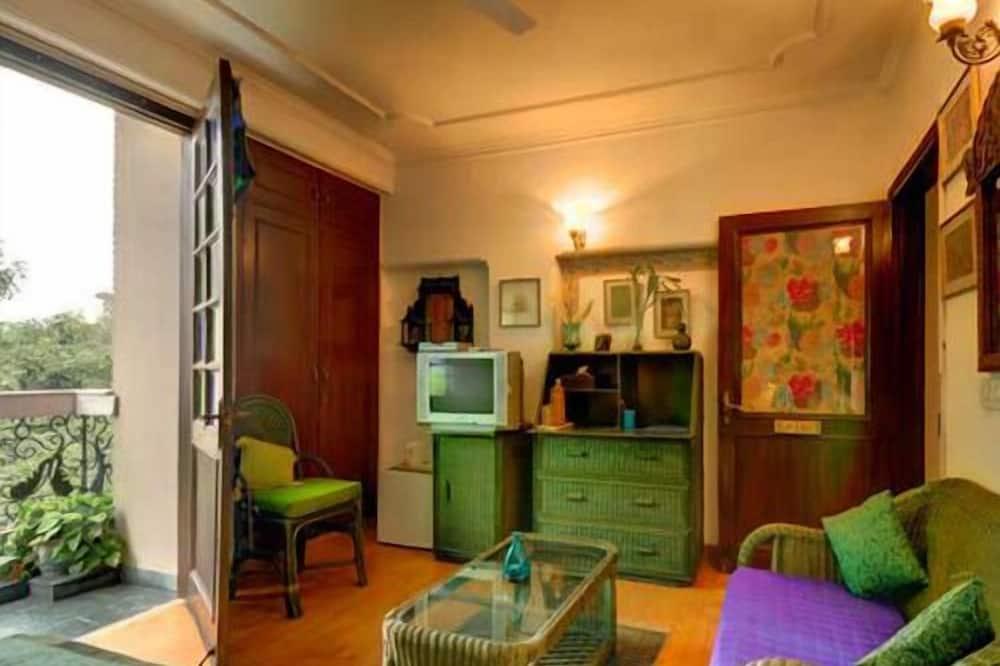 Pokój Deluxe - Powierzchnia mieszkalna