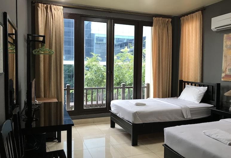 VKS 飯店, 永珍, 高級雙床房, 陽台, 客房景觀