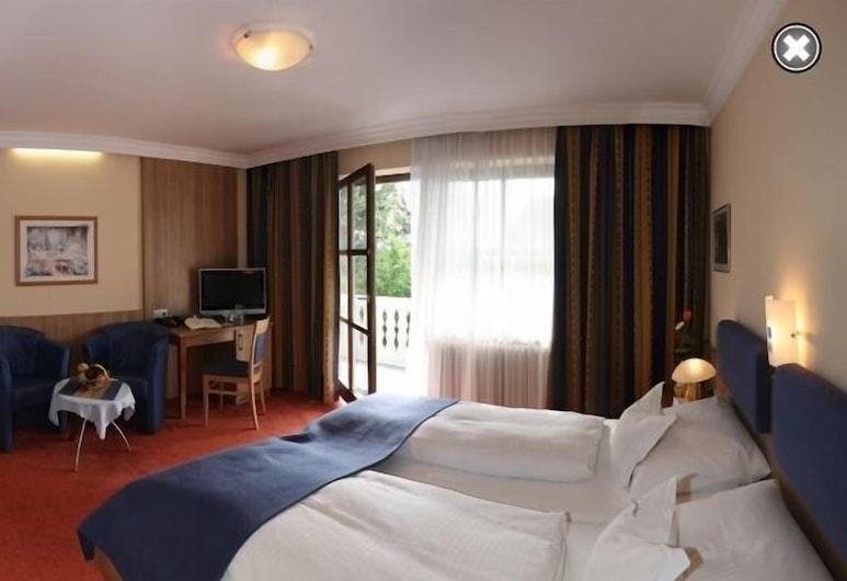 هوتل ليناوهوف, بادبيرنباتش, غرفة سوبيريور مزدوجة - غرفة نوم واحدة - لغير المدخنين, غرفة نزلاء