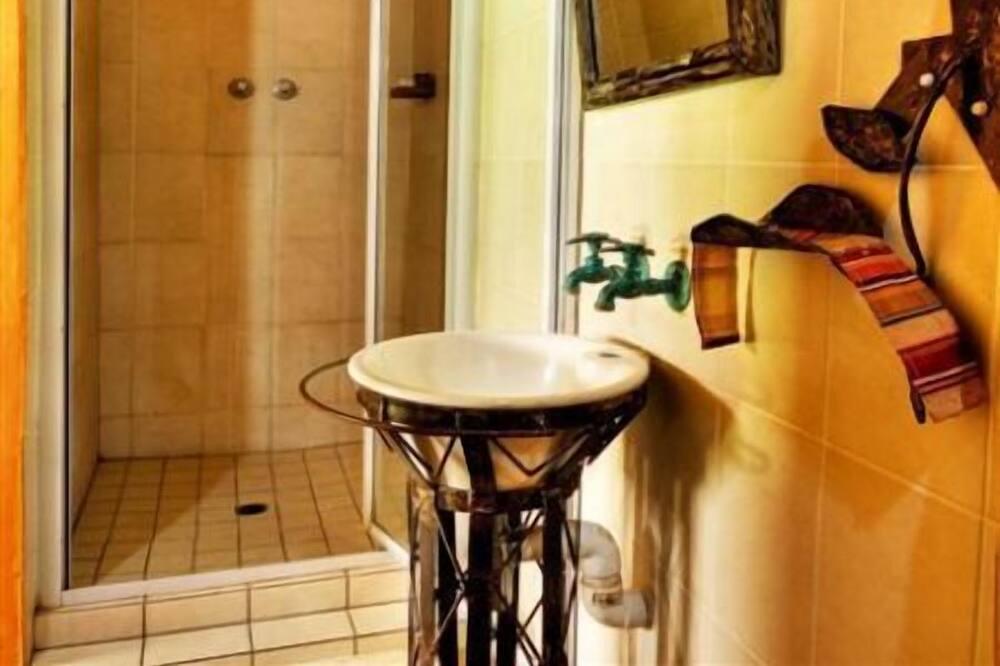 Family Chalet - Bathroom Shower