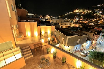 在瓜纳华多的瓜纳华托卡米诺酒店照片