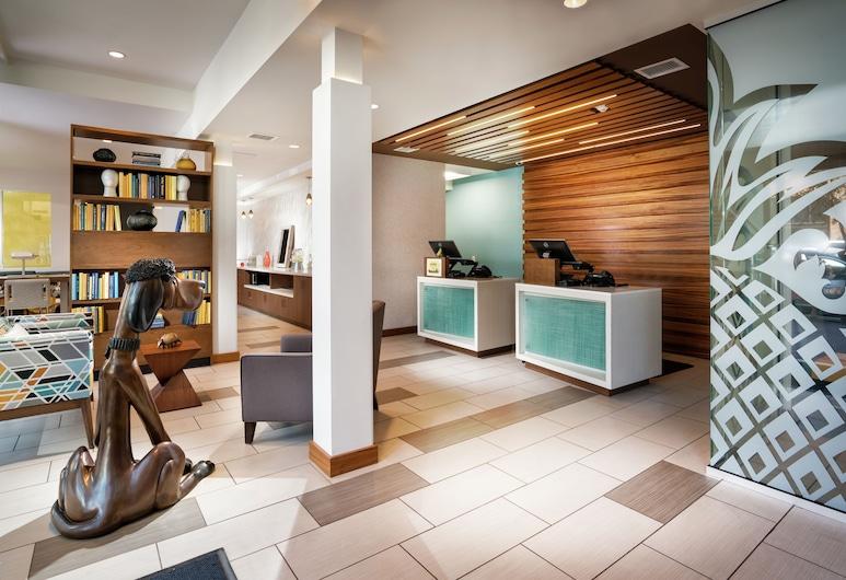 Staypineapple, Hotel Z, Gaslamp San Diego, San Diego, Reception