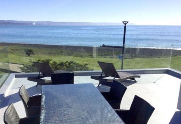 East Pier Hotel, Νάπιερ, Premium Στούντιο-Σουίτα, 1 Υπνοδωμάτιο, Μπαλκόνι, Θέα στη Θάλασσα, Μπαλκόνι