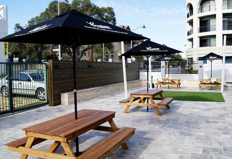 Australia Hotel Fremantle, Fremantle, Terrace/Patio