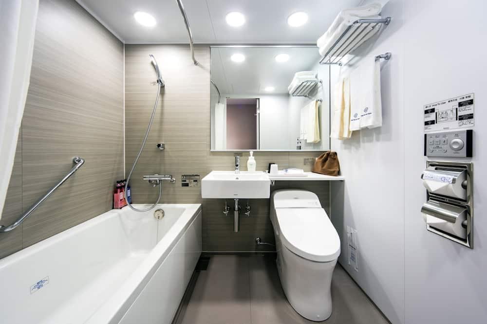 Doppelzimmer, Raucher (Moderate Double Room) - Badezimmer