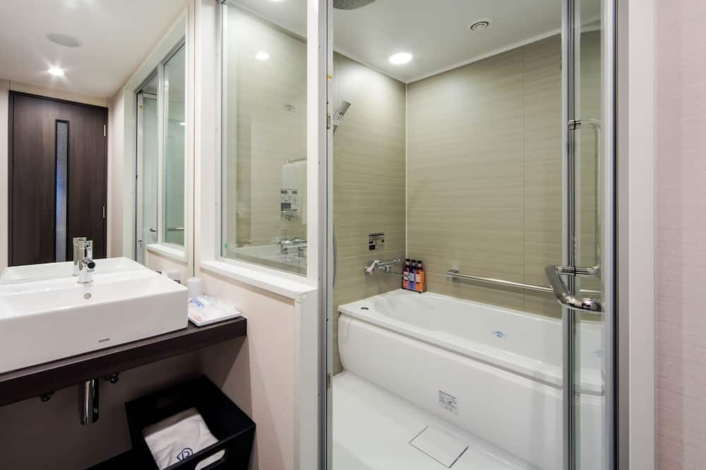 Standard-Zweibettzimmer, Raucher - Badezimmer