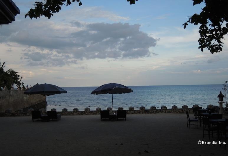Elsalvador Beach Resort, Danao miestas, Paplūdimys