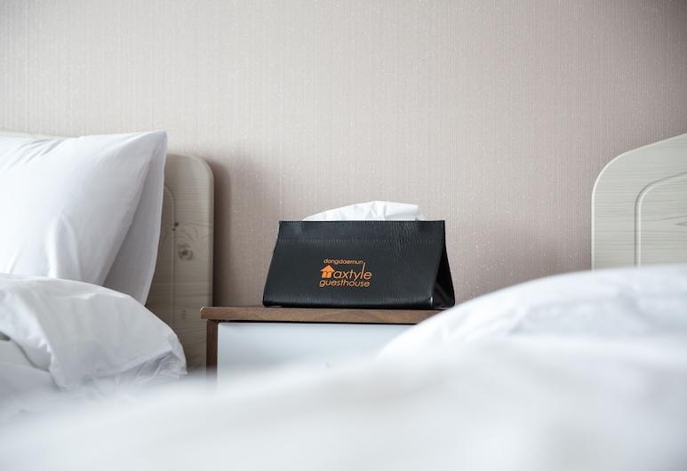 東大門梅絲泰爾旅館, 首爾, 雙床房, 客房