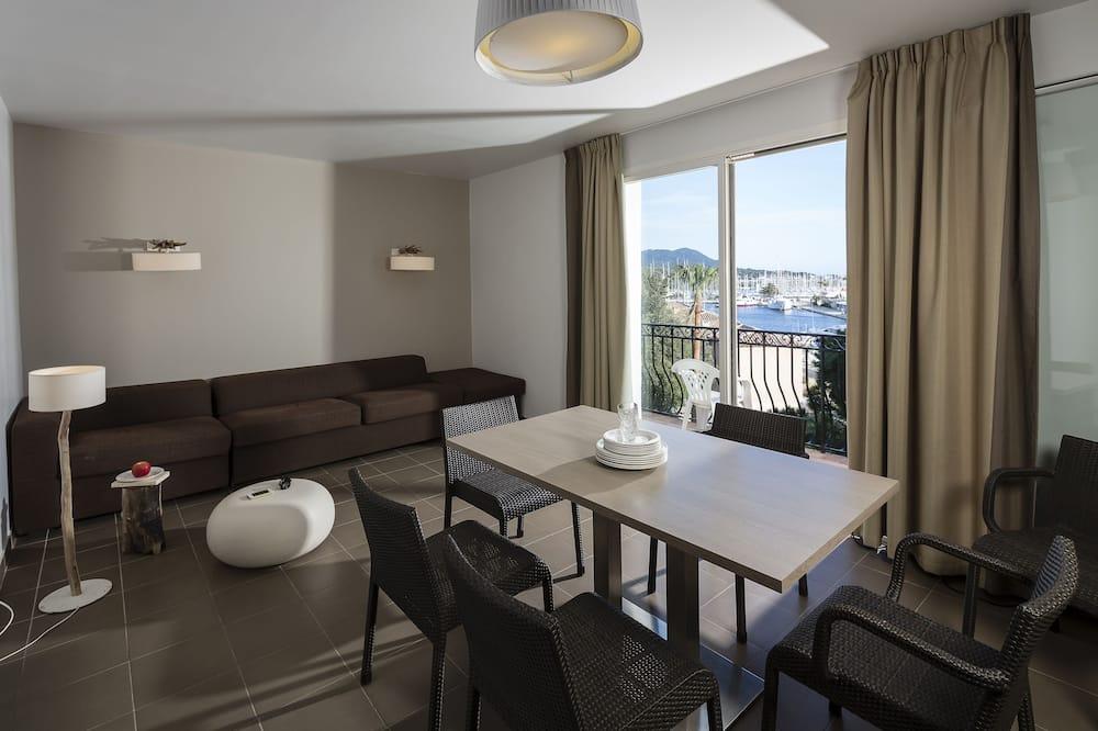 Apartament, 2 sypialnie (6 people) - Salon