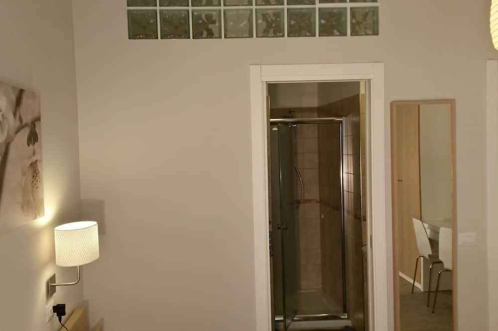 Kahden hengen huone, Terassi - Vierashuone
