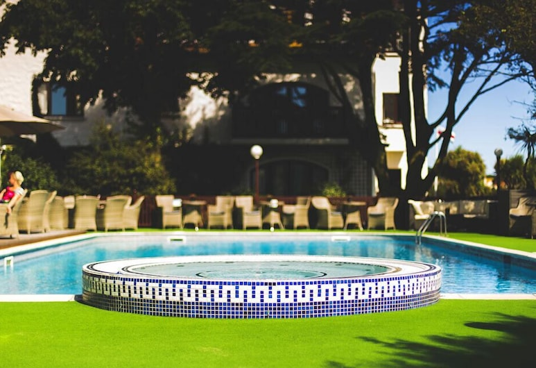 La Grande Mare Hotel Golf & Country Club, Castel, Kültéri medence