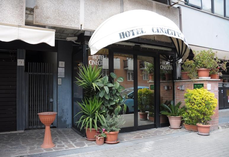 Hotel Cinecittà, Rome, Interior Entrance