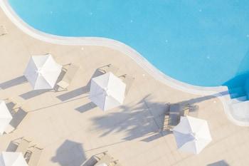Selline näeb välja Apollon Hotel, Kos