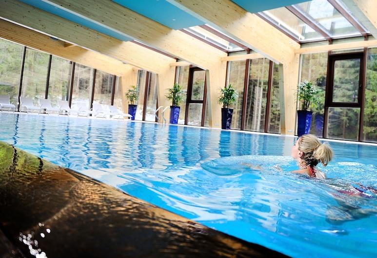 禾柏健康飯店, 德巴諾多利納, 室內游泳池